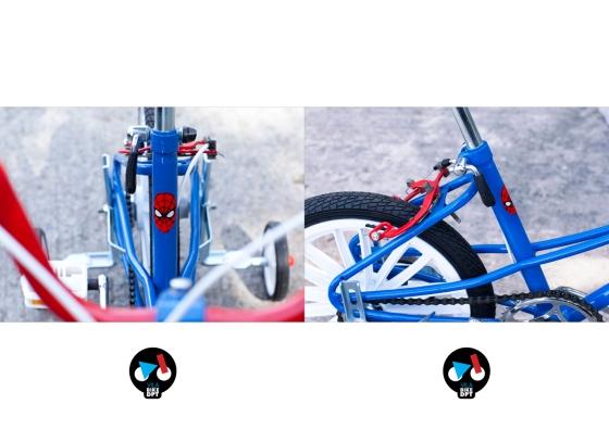 Mini Ceci, Aro 16', restaurada e customizada, fotos de Raquel Espírito Santo para Studio Vila Bike Dpt