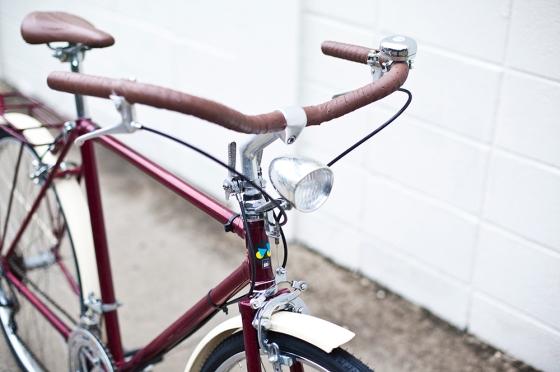 bicicleta caloi restaurada guidao