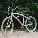 Madeleine, a beach bike da Mira, por Studio Vila Foto Mira Cervino